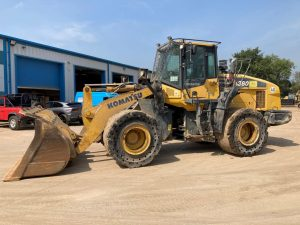 WA380 wheel loader for sale H62405