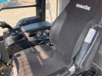 WA380 H62405 adjustable seat