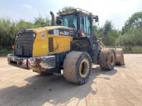 WA380 wheel loader for sale H62405 rear view