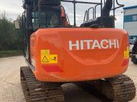 Hitachi 130 Excavator For Sale ZX130LCN 104955 2