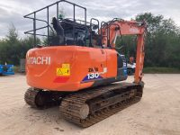 Hitachi 130 Excavator For Sale ZX130LCN 104955 3