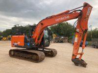 Hitachi 130 Excavator For Sale ZX130LCN 104955 4