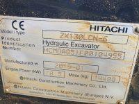Hitachi 130 Excavator For Sale ZX130LCN 104955 7