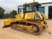 Komatsu D61PX Dozer for sale 40346 side view