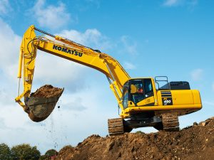 Komatsu PC 490 LC 45 Ton Excavator For Sale
