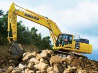 PC 490 Hydrualic excavator