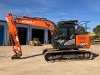Hitachi 130 Excavator for Sale