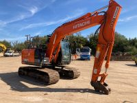 Hitachi ZX 130 LC 6 Boom Dipper 4902