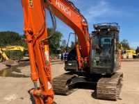 Hitachi ZX 130 LC 6 Excavator Quick Hitch 4902