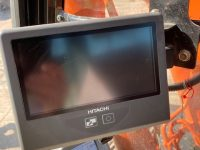 Hitachi ZX 130 LC 6 in cab diagnostic monitor 4902