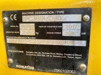 Komatsu PC360LC 10 CE Certs K60488