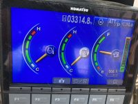 Komatsu PC360LC 10 Monitor K60488