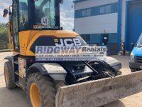 JCB 110W for Sale 96470 rear view
