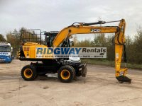 JS145W Wheeled Excavator For Sale Boom 2476059