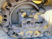 Komatsu D61PXi idler wheel b 40642