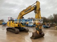 PC210 Excavator For Sale miller quick hitch K70349