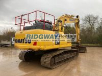 PC210 Excavator For Sale rear view camera K70349