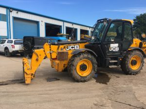 JCB 540 140 Telehandler For Sale 1042