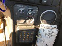 JCB 540 170 keypad 6876