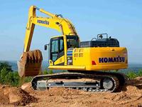 Komatsu PC 290 LC 30 Ton Excavator For Sale