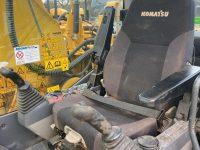 Komatsu PC290LC K70196 adjustable seat