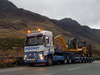 Ridgway Plant Transport digger dumper