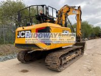 JCB JS220X for Sale 500169 may 21 rear view