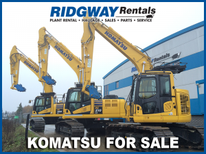 KOMATSU for sale 1