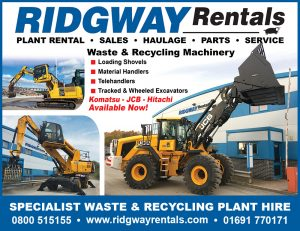 Specialist Plant Hire - A Smarter Solution for the Waste and Recycling Industry