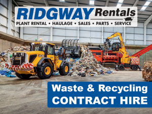 waste recycling contract hire
