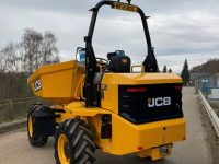 Dumper with ROPS protection