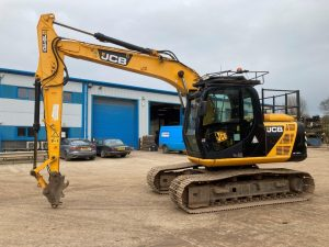 JS130 JCB For Sale 3724