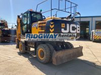 JCB JS200W For Sale 43941 boxing ring