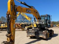 JCB JS200W For Sale 43941 front view