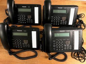 KX DT543 used office telephone system