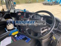 Renault double drive cab innner