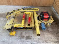 used chopper spotter helicopter mover for sale 1