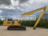 22m Long reach for sale K60464 side view