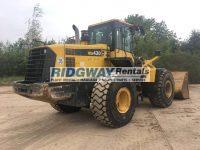 Used wheel loader for sale H60831 4