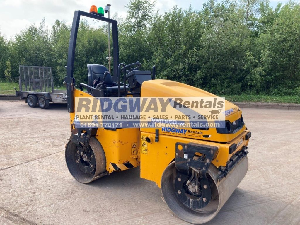 twin drum roller for sale 7092