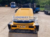 twin drum roller for sale 7092 front view