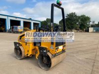 twin drum roller for sale 7092 left side view