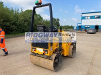 twin drum roller for sale 7092 rear view