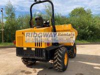 9 Ton Dumper For Sale 0668 rear view