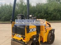 Ride On Roller For Sale 4373 twin drum