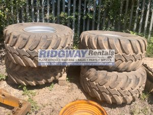 Used 560/60R22.5 Tyres For Sale