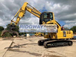 High Rise Cab Excavator for Sale K70302