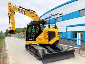 JCB 245XR Excavator