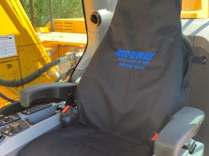 New Ridgway Seat Covers