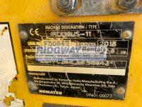 PC138US 11 50842 ID Plate